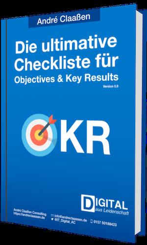 Die ultimative Checkliste zu Objectives & Key Results
